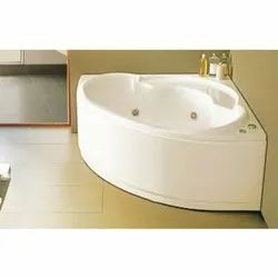 Starlet Feel the Bliss Corner Bath Tub