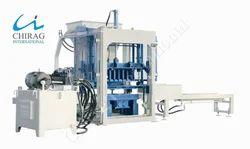 Semi-Automatic Interlocking Brick Machine