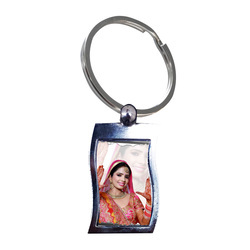 Sublimation Keyring (Keyring-8)