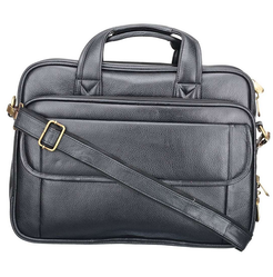 Grey's 100%Genuine Leather Laptop Briefcase LPBL002