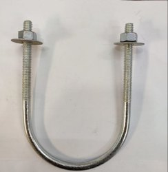Mild Steel U Shape Bolt