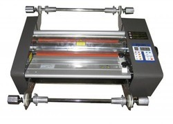 LC Steel Roll To Roll Lamination Machine 360