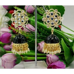 Party Jhumkis Imitation Earring