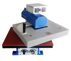 Pneumatic Heat Transfer Fusing Machine