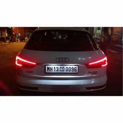 Rear Car Number Plate At Rs Square Feet Car Registration - Audi car number