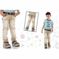 Denim Party Wear Kids Boys Slim Fit Jeans