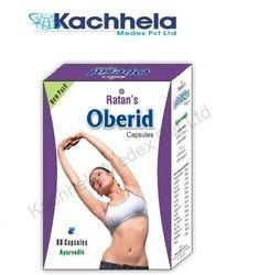 Female Tablets Oberid Capsule, Packaging Size: 1x10, Grade Standard: Medicine Grade