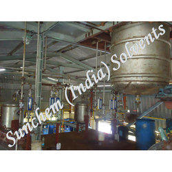 Solvent Fractional Distillation Services Job Work
