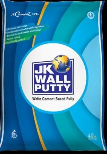Jk Wall Putty Packing Size 40 Kg Rs 780 Bag Aggarwal Trading Company Id 20340597273