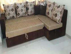 Kohinoor Furniture KF-LSS-43 Luxurious Sofa Set for Home
