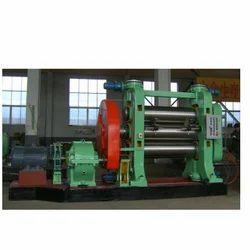 Uttam Three Roll Calender Machines