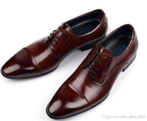 US POLO MAN FORMAL SHOES, Size: 8