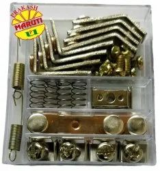 Spare Contact Kit LT Type For Dol Motor Starter, Packaging Type: Box