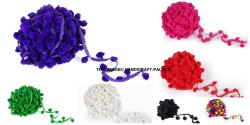 Pom Pom Trim Ball Fringe Ribbon DIY Sewing Accessory Lace