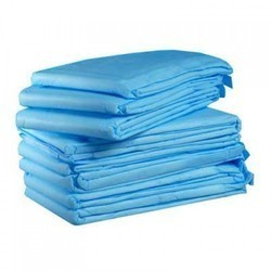 Disposable Hospital Bedsheet  With Pillow Cover Set