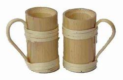 Natural Bamboo Mug