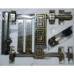 Aluminium Designer Door Aldrop Kit, 10 Inch