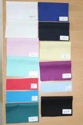 Siyaram's Formal Premium Cotton linen Plain Shirting Fabric, Machine wash, 200