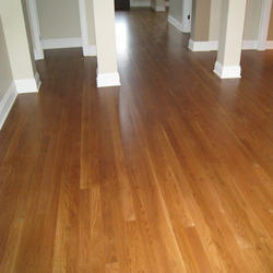 For Indoor Laminated Wooden Flooring Services