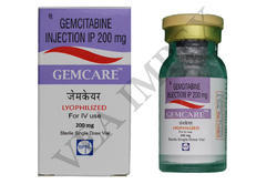 Gemcare 200mg(Gemcitabine Injection)