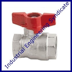 CIM Butterfly Handle Ball Valve