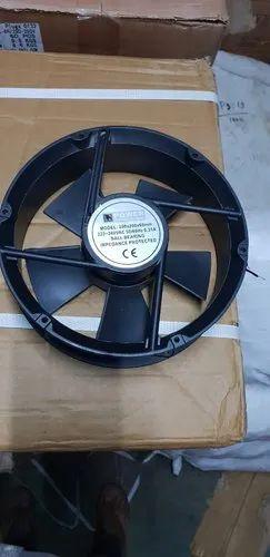Round Axial Fan