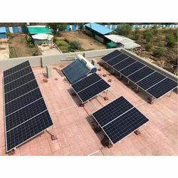 Solar Panel Home Installation Service, Size/Area: <200 Square Feet