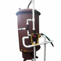Semi-Automatic Water Softener