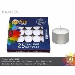 Tea Light 23-25 Candle