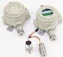 Flameproof Petrol Diesel Vapours Sensor Transmitter