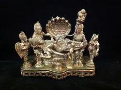 Brass Anantha Pdmanabha