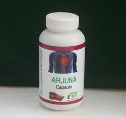 Ayurgen's Arjuna Capsules, Packaging Type: Plastic Bottle