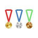 Circular Sports Medals