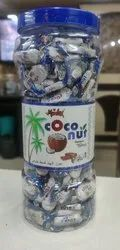 Coconut Toffee Jar, Packaging Size: 200 Pcs