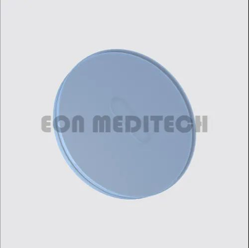Clear Medical Grade Silicone Osseous Nasal Septal Button