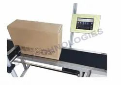 Pipe Printing Dod / Large Character Batch Coding Inkjet Printers