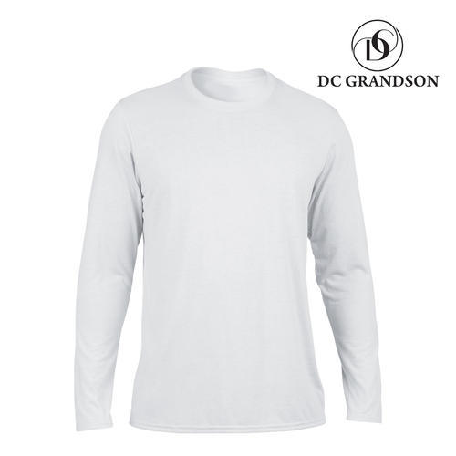 6f77c58398fd Round Neck Full Sleeve T-Shirt at Rs 195 /piece   Full Sleeve T ...