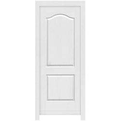 White Fiber Door