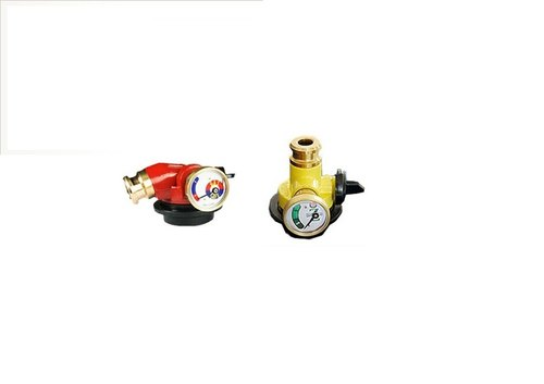 Brass Red Gas Safety Device for Domestic