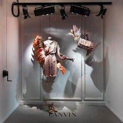 Show Window Display Stand