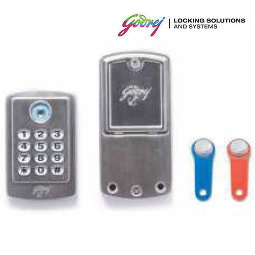 I Secure Keypad Cabinet Lock Latch At Rs 7387 Piece