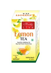 LEMON TEA PACK OF 60 TABLETS