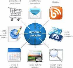 Dynamic Website Designing