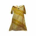 Yellow Ladies Kurti