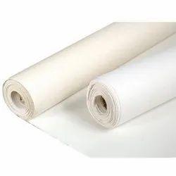 WYTE White Canvas Roll