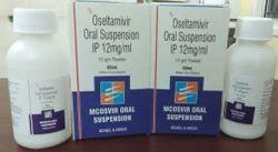 Mcosvir Oseltamivir 60ML Dry Syrup