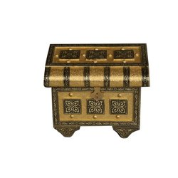 Decorative Wooden Patari, For Gift, Size/Dimension: 8 Inch