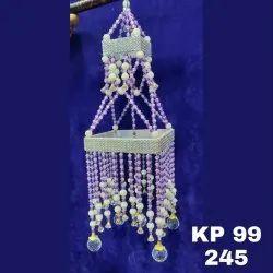Square mix Katha Pearl Jhummer, Model Name/Number: kp-99