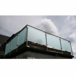 Glass Railing Designing Service