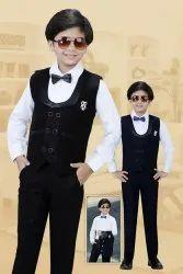 Boy Kids Three Piece Suits